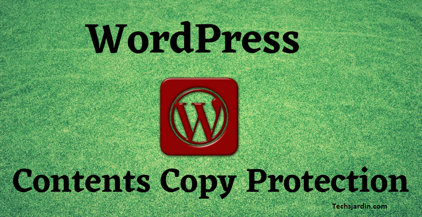 Restrict Content Copy in WordPress (WP Content Protection)