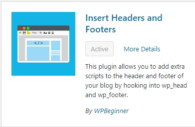 Insert header and Footer - Header and Footer Section In WordPress